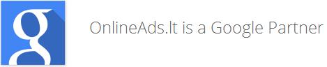OnlineAds.lt is Google Partner