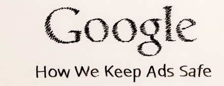 How Google keep Ads safe - OnlineAds.lt